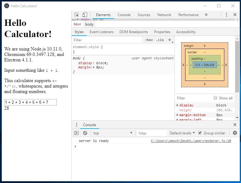 Electron + Pythonでクロスプラットフォーム開発